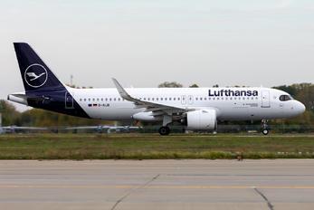 D-AIJB - Lufthansa Airbus A320 NEO