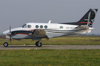 HA-ACA - Privajet Beechcraft C90GTi King Air