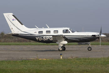 YU-SPG - Private Piper PA-46-500TP Meridian M600