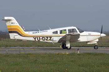 YU-DZZ - Private Piper PA-28 Arrow