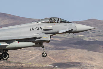 C.16-37 - Spain - Air Force Eurofighter Typhoon