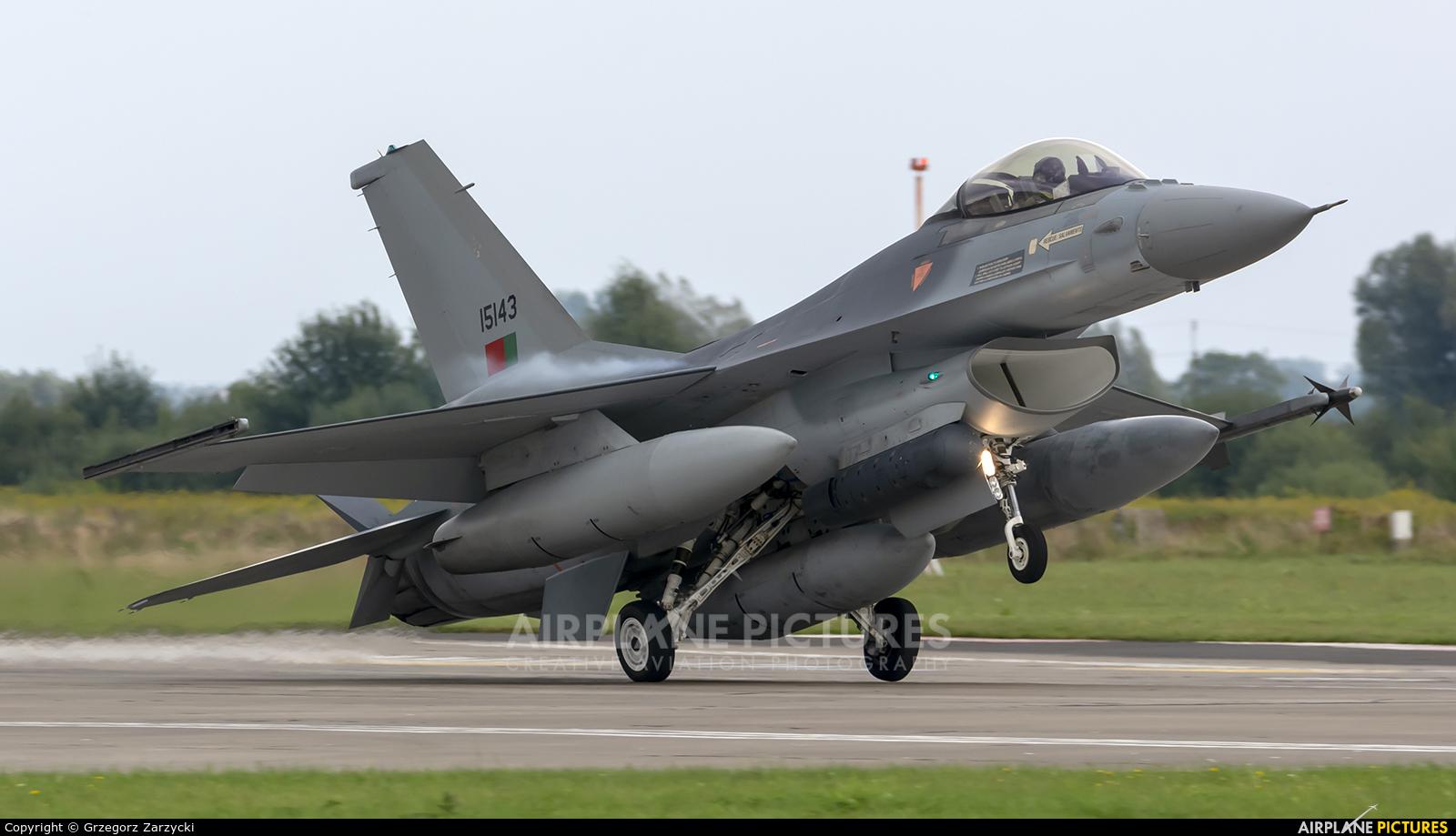 Portugal - Air Force 15143 aircraft at Malbork