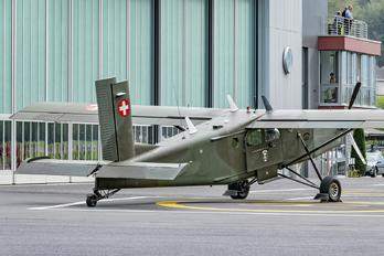 V-619 - Switzerland - Air Force Pilatus PC-6 Porter (all models)
