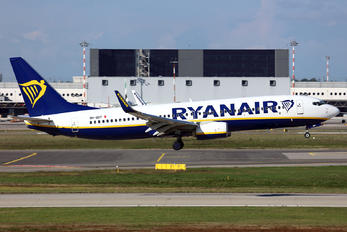9H-QDY - Ryanair (Malta Air) Boeing 737-8AS