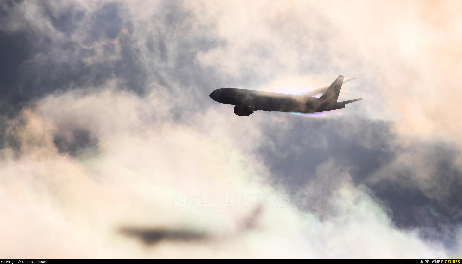 Air China Cargo B-2093 aircraft at Amsterdam - Schiphol