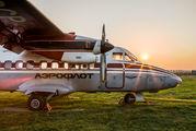 CCCP-67357 - Aeroflot LET L-410 Turbolet aircraft