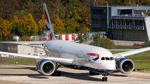 G-ZBJJ - British Airways Boeing 787-8 Dreamliner aircraft