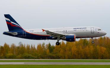 VQ-BEH - Aeroflot Airbus A320