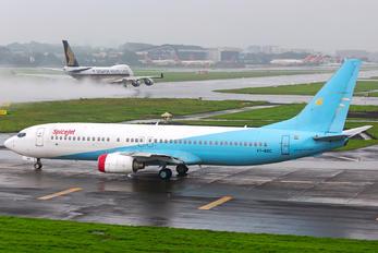 VT-SXC - SpiceJet Boeing 737-800