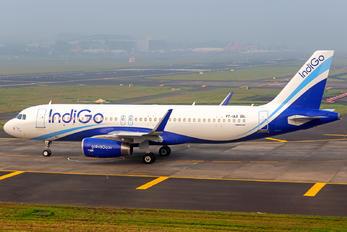 VT-IAX - IndiGo Airbus A320