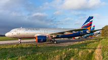 VP-BKY - Aeroflot Airbus A320 aircraft