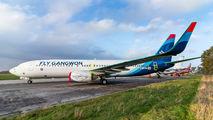 EI-GBB - Fly Gangwon Boeing 737-800 aircraft