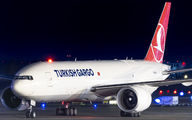 TC-LJP - Turkish Airlines Boeing 777F aircraft
