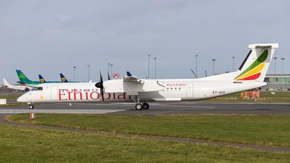 ET-AXX - Ethiopian Airlines de Havilland Canada DHC-8-400Q / Bombardier Q400