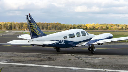 SP-CSL - Goldwings Flight Academy Piper PA-34 Seneca