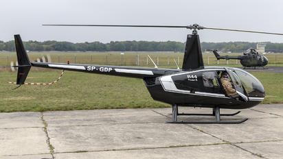 SP-GDP - Private Robinson R-44 RAVEN II