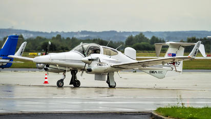 G-DMNG - Private Diamond DA 42 Twin Star