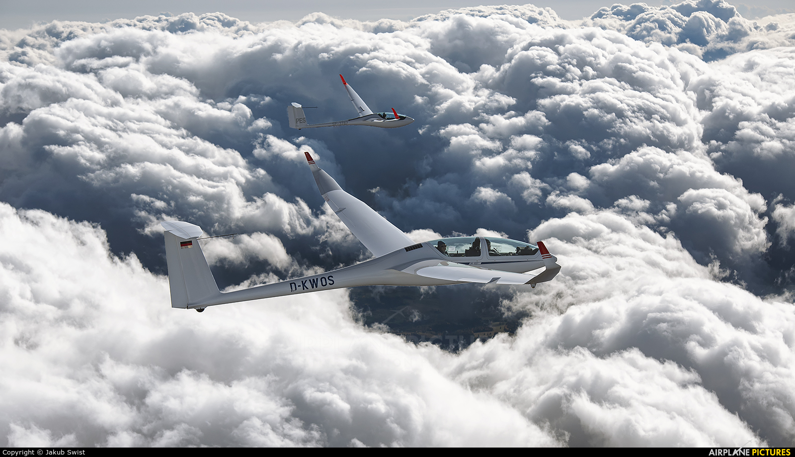 Private D-KWOS aircraft at In Flight - Poland