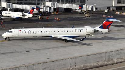 N316PQ - Delta Connection Canadair CL-600 CRJ-900