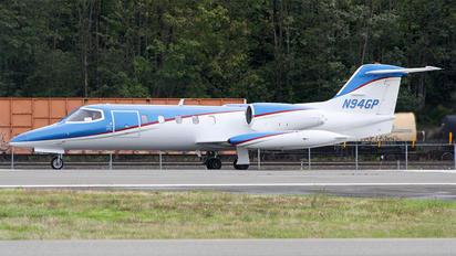 N94GP - Private Bombardier Learjet 35