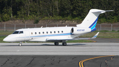 N521AB - Private Gulfstream Aerospace G280