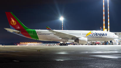 OE-IKY - Eritrean Airlines Airbus A330-200