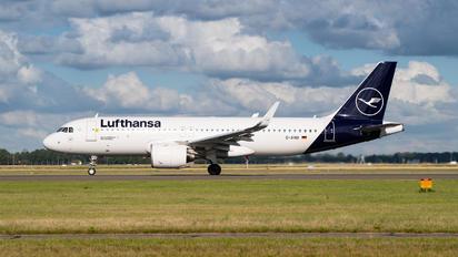 D-AINX - Lufthansa Airbus A320 NEO