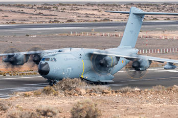TK.23-07 - Spain - Air Force Airbus A400M