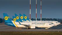 UR-PSN - Ukraine International Airlines Boeing 737-800 aircraft
