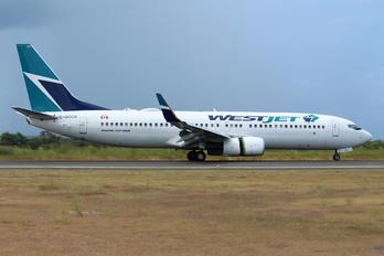 C-GOCD - WestJet Airlines Boeing 737-800