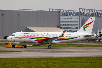 D-AVWE - Tibet Airlines Airbus A319