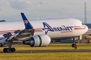 N347CM - Amerijet International Boeing 767-300F