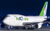 TC-ACF - ACT Cargo Boeing 747-400BCF, SF, BDSF aircraft