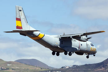 T.19B-10 - Spain - Air Force Casa CN-235M