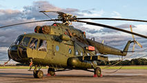 6110 - Poland- Air Force: Special Forces Mil Mi-17-1V aircraft