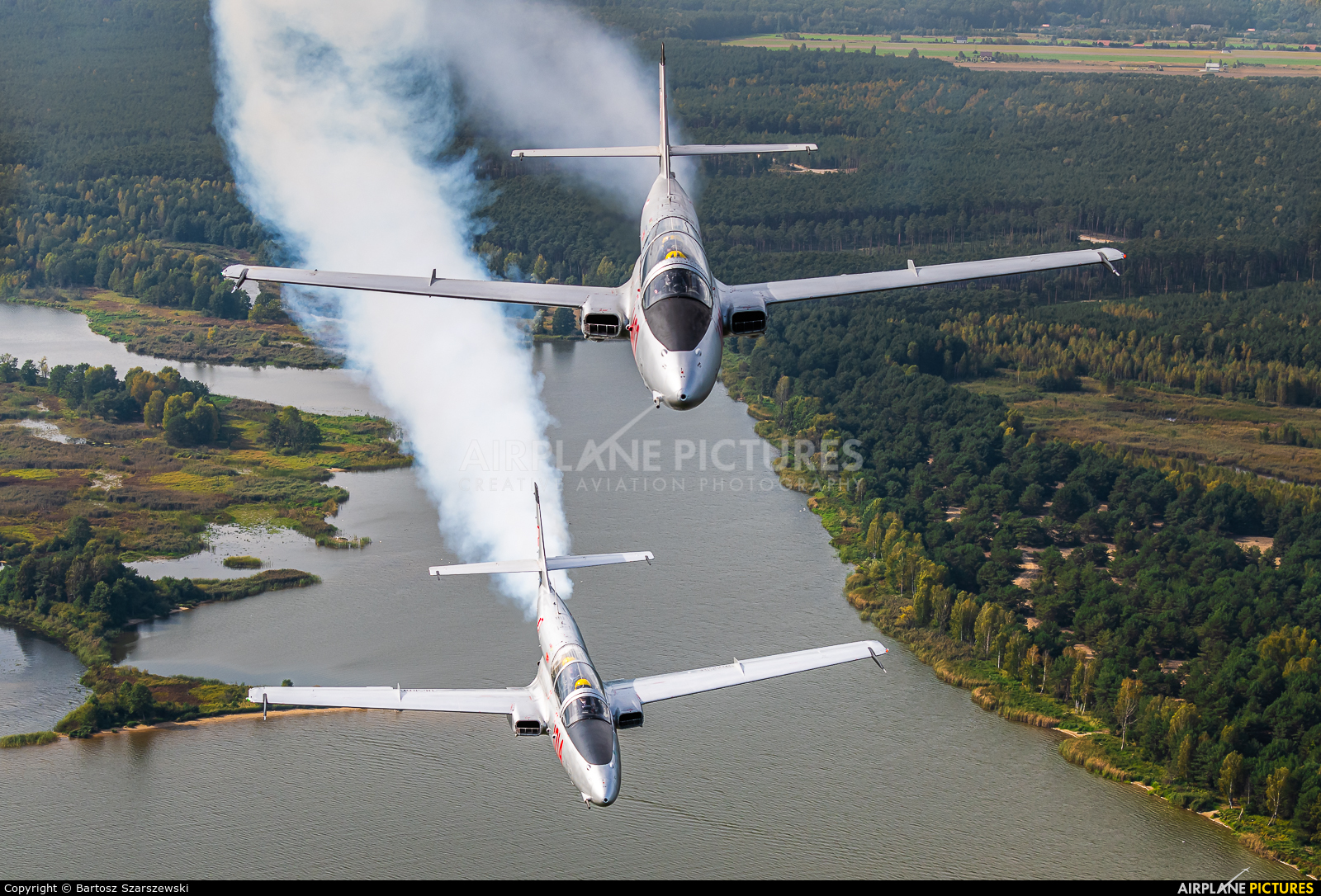 Poland - Air Force 1402 aircraft at Piotrków Trybunalski