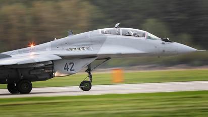 42 - Poland - Air Force Mikoyan-Gurevich MiG-29K