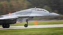 42 - Poland - Air Force Mikoyan-Gurevich MiG-29K aircraft