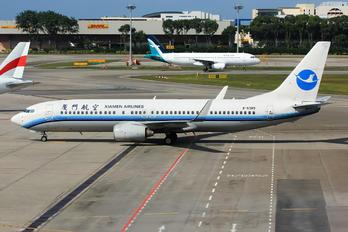 B-5389 - Xiamen Airlines Boeing 737-800