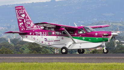 TI-BJJ - Costa Rica Green Air Quest Kodiak 100
