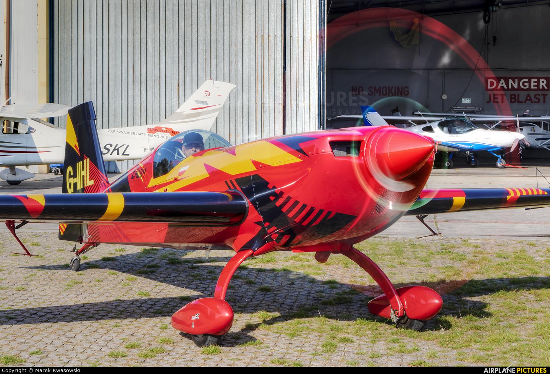 Private G-IIHL aircraft at Warsaw - Babice