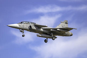 39827 - Sweden - Air Force SAAB JAS 39D Gripen
