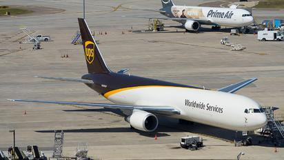 N368UP - UPS - United Parcel Service Boeing 767-300F
