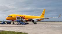 G-DHKU - DHL Cargo Boeing 757-223(SF) aircraft