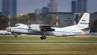 RF-30083 - Russia - Air Force Antonov An-30 (all models)
