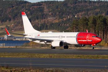 SE-RPE - Norwegian Air Sweden Boeing 737-8JP(WL)