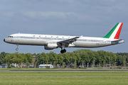 EI-IXI - Alitalia Airbus A321 aircraft