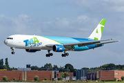 CS-TLZ - TMA Cargo Boeing 767-300ER aircraft