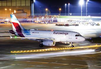 OE-LYW - Eurowings Europe Airbus A319