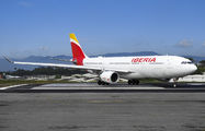 EC-MUD - Iberia Airbus A330-200 aircraft
